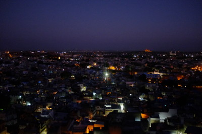 Travel blog image for Oct. 28, 2015 in Jodhpur, India
