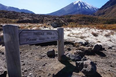 Travel blog image for Oct. 22, 2015 in Tongariro Nationalpark