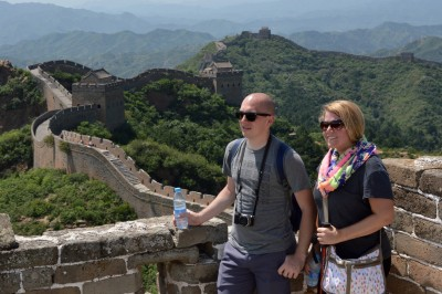 Travel blog image for Aug. 8, 2015 in Great Wall of China jinshangling