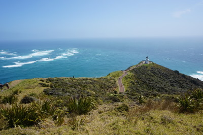 Travel blog image for Oct. 5, 2015 in Cape Reinga
