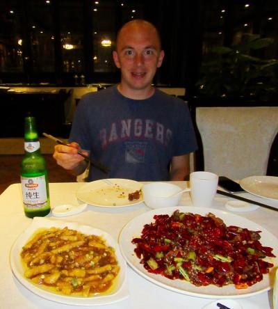 Travel blog image for Aug. 11, 2015 in Chengdu, China