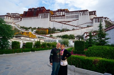 Travel blog image for Aug. 15, 2015 in Lhasa, Tibet