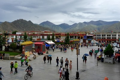 Travel blog image for Aug. 14, 2015 in Lhasa, Tibet