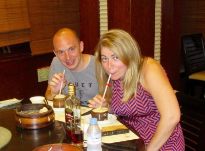 Travel blog image for Aug. 18, 2015 in Shanghai, China