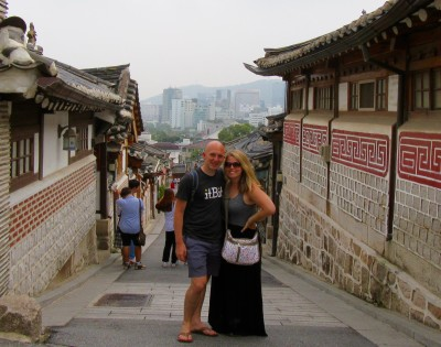 Travel blog image for Aug. 21, 2015 in Seoul, South Korea