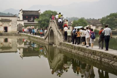 Travel blog image for May 26, 2010 in Hongcun, China