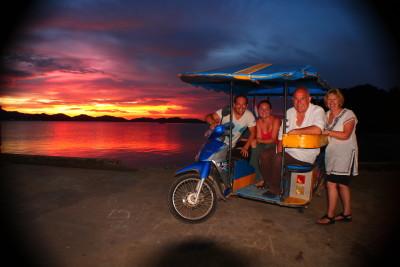 Travel blog image for Nov. 15, 2015 in Koh Yao Noi, Thailand