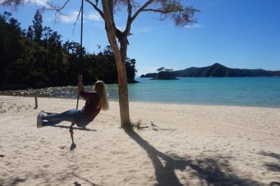 Travel blog image for Dec. 8, 2015 in Abel Tasman Nationalpark
