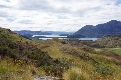 Travel blog image for Dec. 12, 2015 in Wanaka