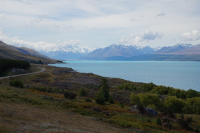 Travel blog image for Dec. 19, 2015 in Mt Cook