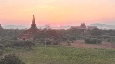 Travel blog image for Dec. 17, 2015 in Bagan, Myanmar
