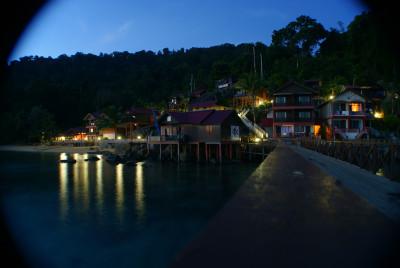 Travel blog image for July 28, 2015 in Tioman Island, Malaysia