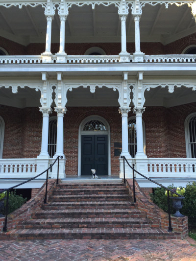 Travel blog image for Feb. 27, 2016 in Natchez, MS