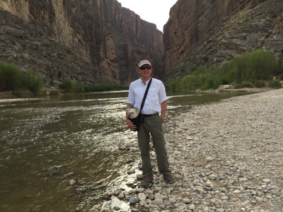 Travel blog image for March 4, 2016 in Big Bend National Park, TX