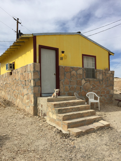 Travel blog image for March 5, 2016 in Terlingua Ghost Town,TX