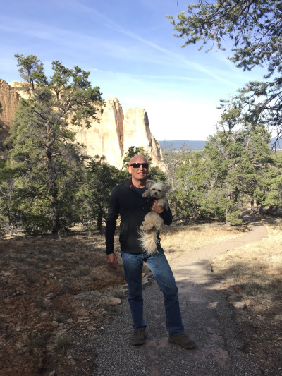 Travel blog image for March 16, 2016 in El Morro National Monument, NM