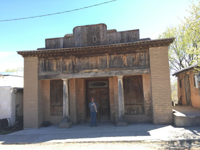 Travel blog image for March 21, 2016 in Silver City, Nm