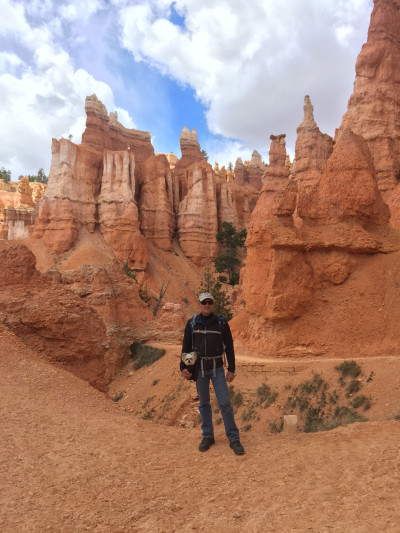 Travel blog image for April 12, 2016 in Bryce Canyon National Park, UT
