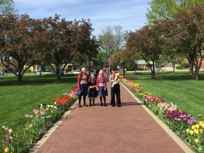 Travel blog image for April 26, 2016 in Pella, IA