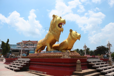 Travel blog image for April 18, 2016 in Sihanoukville, Cambodia
