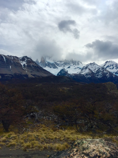 Travel blog image for Oct. 3, 2016 in Monte Fitz Roy, Santa Cruz, Argentina