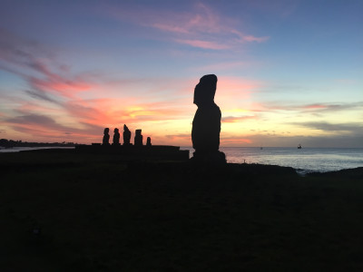 Travel blog image for Oct. 17, 2016 in Easter Island, Chile