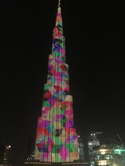 Travel blog image for Dec. 27, 2016 in Dubai, UAE
