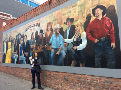 Travel blog image for Dec. 25, 2016 in Nashville, TN