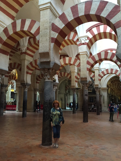 Travel blog image for May 4, 2016 in Cordoba, Spain
