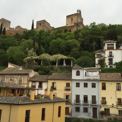 Travel blog image for May 5, 2016 in Granada, Spain