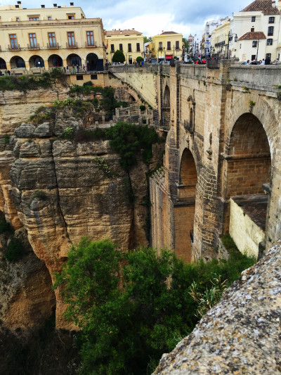 Travel blog image for May 7, 2016 in Ronda, Spain