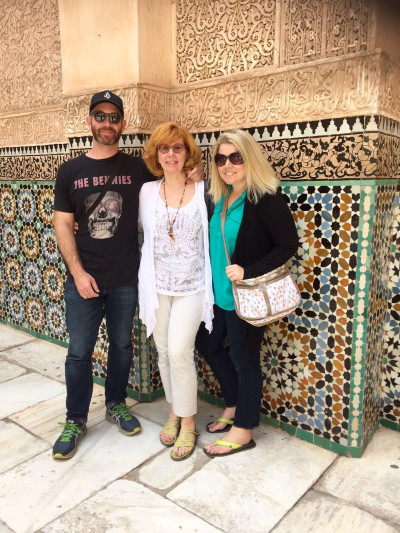 Travel blog image for May 19, 2016 in Marrakech, Morocco