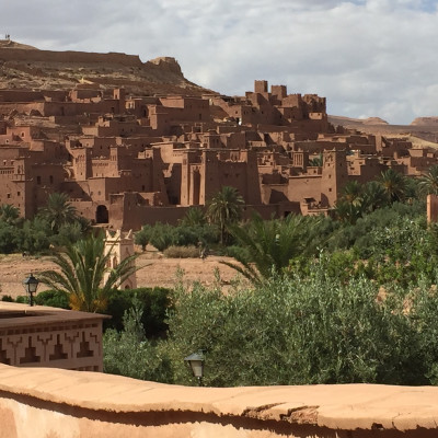 Travel blog image for May 21, 2016 in Ourzazate, Morocco
