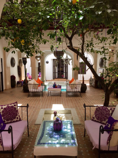 Travel blog image for May 23, 2016 in Marrakech, Morocco