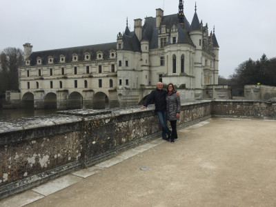 Travel blog image for March 15, 2017 in Blois, FR