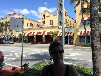 Travel blog image for March 30, 2017 in Del Ray Beach, FL