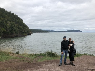 Travel blog image for Sept. 12, 2018 in Alma, New Brunswick
