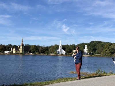 Travel blog image for Sept. 21, 2018 in Mahone Bay, Nova Scotia