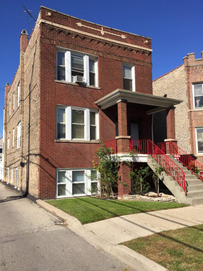 2 Bed/1 Bath Rental Chicago 60618 - RENTED 12/2016
