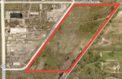 27.34 Acres South Chicagoland Vacant Land