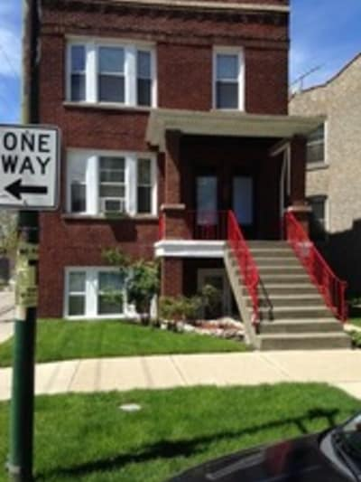 3 Bed/1 Bath, Rental, Chicago, Il. 60618  RENTED 06/2016