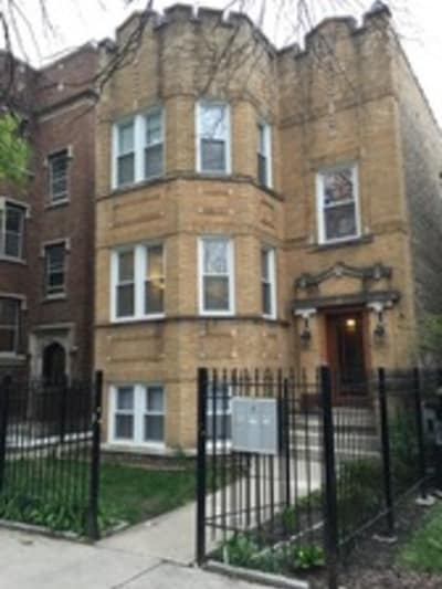 7 Bed/4 Bath, 3 Flat, Chicago, Il. 60618    SOLD 06/2016