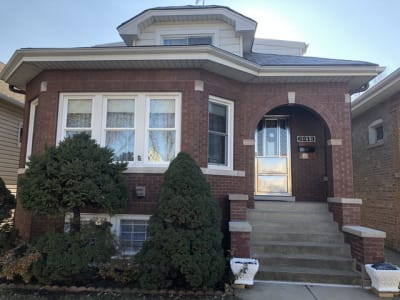 Solid Brick Bungalow finished basement with separate utilities