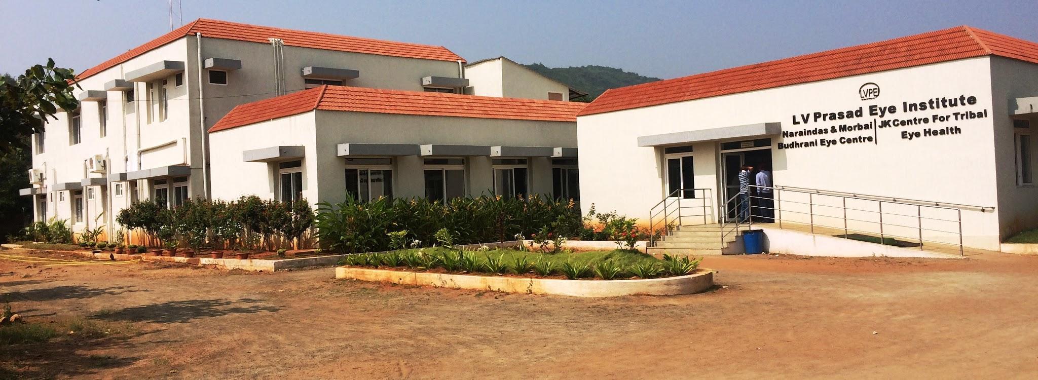 LV Prasad hospital