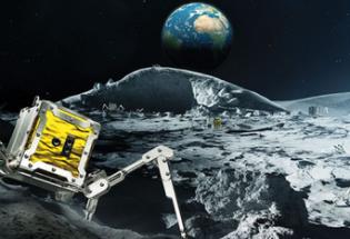 """英国航天不争面子争英镑,2021年竟向月球发射四只脚的""""蜘蛛人"""""""