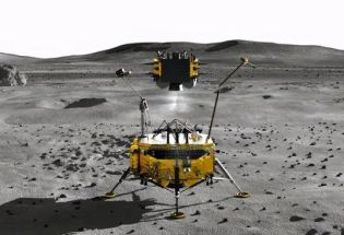 """嫦娥五号""""快递""""月球""""取货""""即将返回,进展神速只因这个方案脱颖而出"""