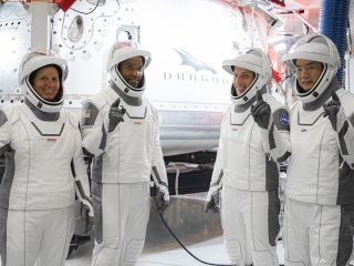"""美国航空航天局邀请公众和宇航员""""同游""""太空"""