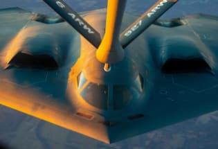 美国政府对外招标:逆向工程B-2隐形轰炸机的关键零件