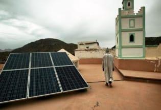 图辑:太阳能电池板隐藏的神秘奥义
