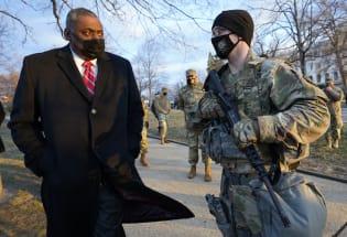 美国军人可以担任国防部长吗?